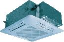Кассетная сплит-система TOSOT T42H-LC2/I / TC04P-LC / T42H-LU2/O во Владивостоке