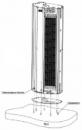 Основание для вертикальной установки Zilon V-BFM во Владивостоке