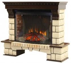 Портал Realflame Stone New 33W для электрокаминов Firespace 33W