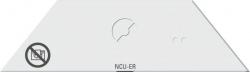 Приемник-термостат NOBO NCU ER для NTE4S