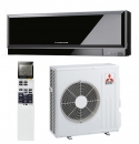Сплит-система Mitsubishi Electric MSZ-EF50VEB / MUZ-EF50VE Design во Владивостоке
