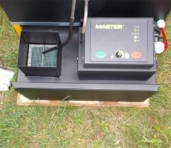 Тепловая пушка на отработанном масле Master WA 33B