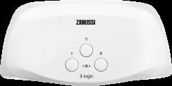 Водонагреватель Zanussi 3-logic ТS 6.5 kW (душ+кран)